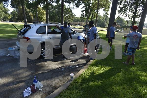 Grace Community School Football Car Wash