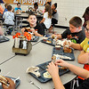 John P. Cleary | The Herald Bulletin<br /> First day of school at Erskine Elementary School.