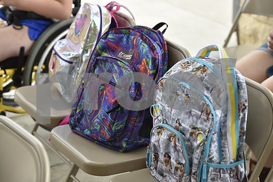 8/20/16 Christ Episcopal South Backpack Blessing by Andrew D. Brosig