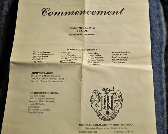 '83 Graduation