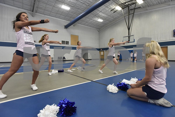 Activities - Cheerleaders