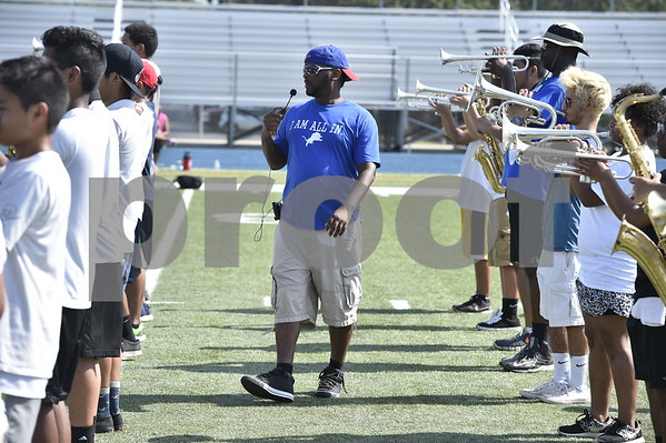 John Tyler High School Band Camp