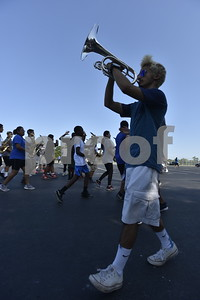 John Tyler High School Band Camp