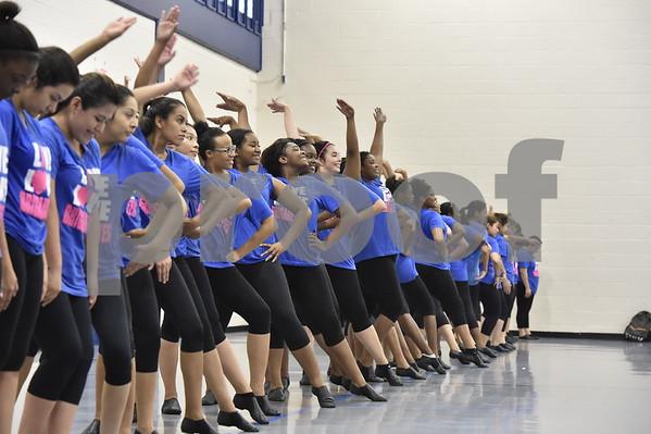 John Tyler High School Drill Team