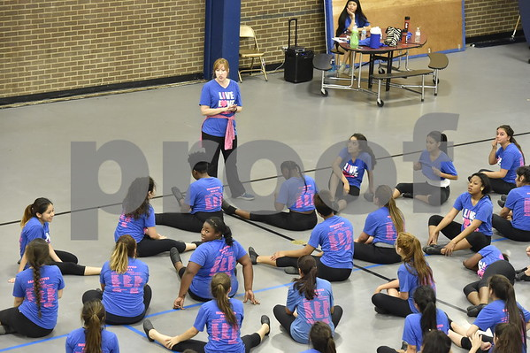 John Tyler High School Drill Team