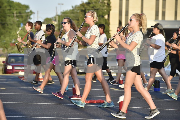 Robert E. Lee Band Camp