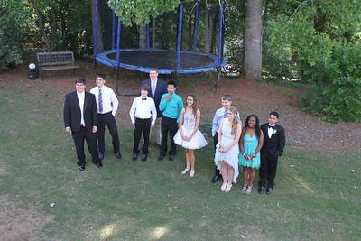 8th Grade Dance - Patrick Barry