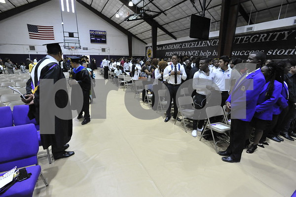 Texas College Convocation