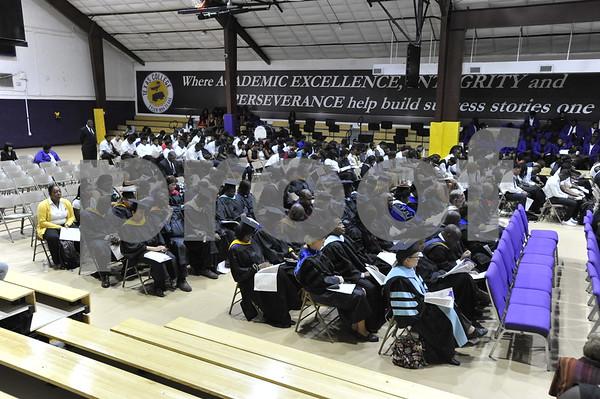 Texas College Convocation