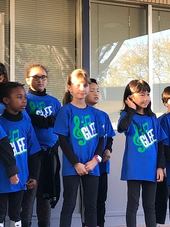 Action Day Glee Club Mar 2018