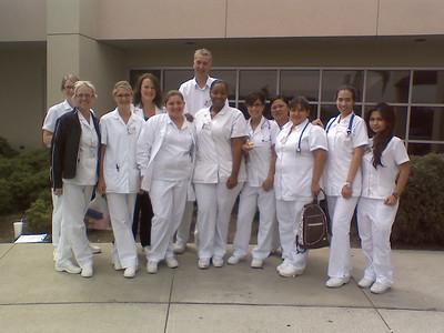 Acute Care Technician class