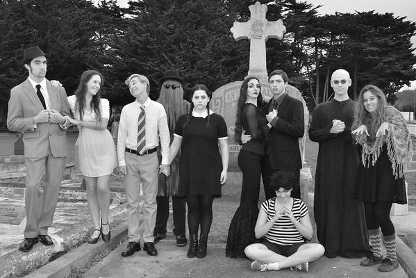 Graveyard Portraits