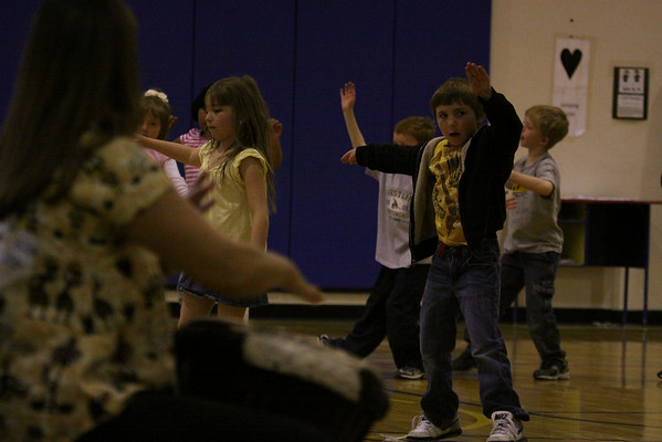 African Dance at GES
