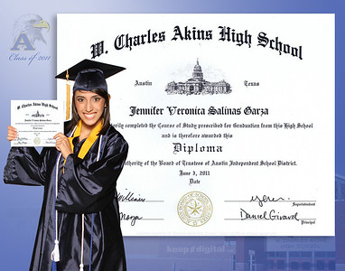 2011 Keedjit™ Diploma Proof Photos