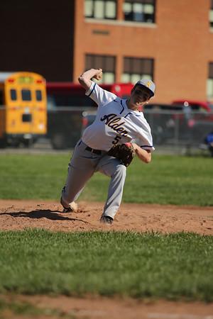 Alden var Baseball vs East Aurora 4-24-17
