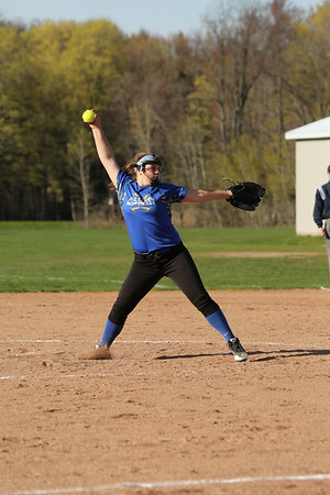 Alden var Softball vs East Aurora 4-24-17
