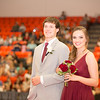 Logan Childs and Brooke Carroll