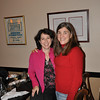 Erica Zabusky and Becky Tuden