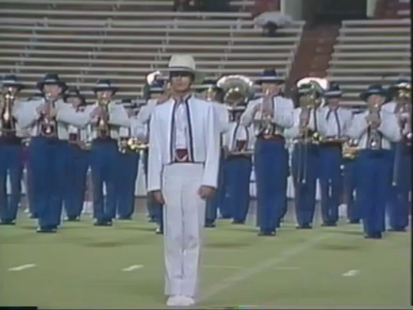 Allen High School - 1988 UIL State Marching Band Championships