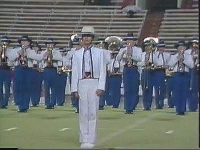 Allen High School 1988 Texas State Marching Band Contest