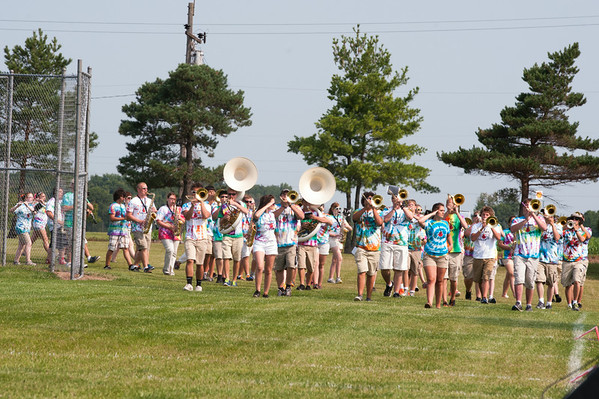 Alma Band Camp 2014