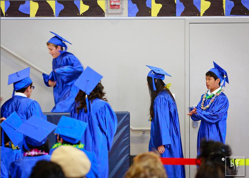 Brett can't wait to graduate. ;-)