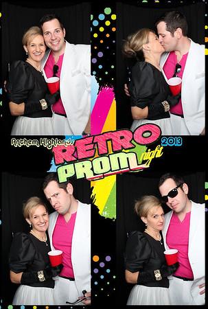 Anthem Retro Prom 12-14-13
