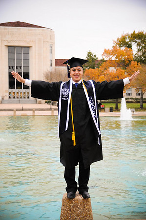 Anthony Bui's Graduation