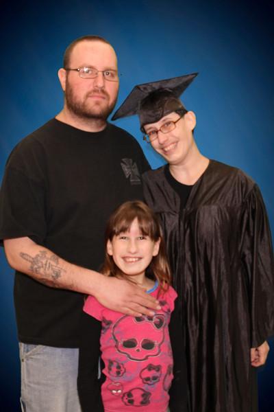 Salter School, Fall River - April Graduation