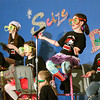 "The Wilson Wildcat Players, a theatre group at Wilson Elementary School, had their debut Thursday performing the show, ""Seize the Day."" The group, consisting of 18 fourth and fifth grade students, was formed by Wilson teacher Sally Scott. Staff photo by C.E. Branham"