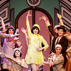 "Cast members perform during a dress rehearsal for ""Thoroughly Modern Millie"" at Floyd Central High School on Wednesday evening. The show opens tonight at 7:30 p.m. Staff photo by Christopher Fryer"