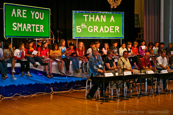 Are You Smarter than a 5th Grader April 2010