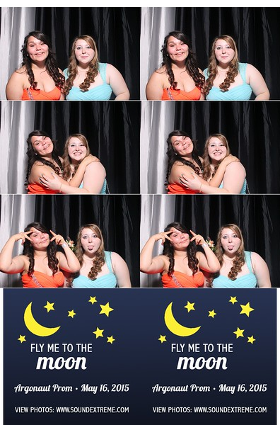 Argonaut High School Prom 2015