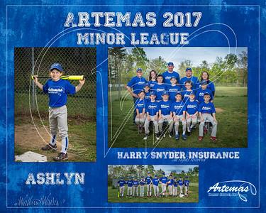 TM T3 Minor Blue Ashlyn