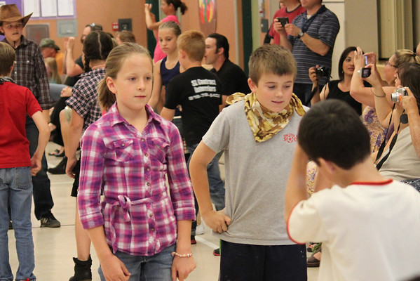 Ethan Square Dancing 13