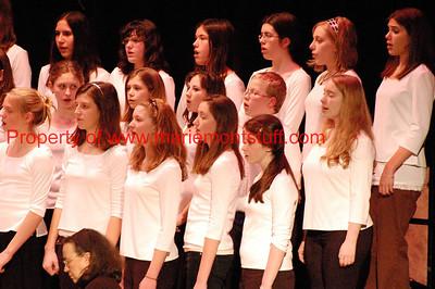 MJHS choral concert 12