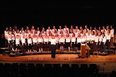 MJHS choral concert 08