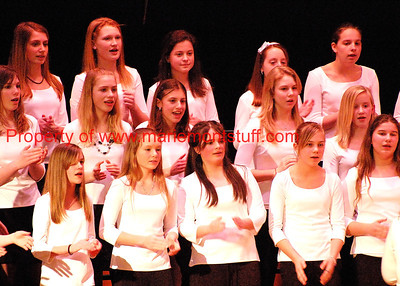 MJHS choral concert 17