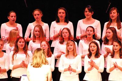 MJHS choral concert 18