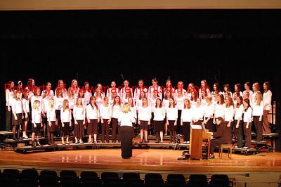 MJHS choral concert 11