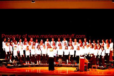 MJHS choral concert 10