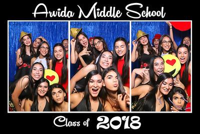 Arvida Middle School Class of 2018