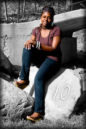 Ashley Is A Senior 10