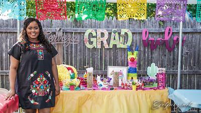 Ashley's Graduation Fiesta