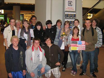 Austausch2010SAS-LHS Round I in Hamburg and Berlin June/July 2010