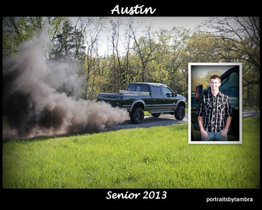Austin Bean Senior portraits