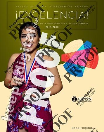 Latino Academic Achievement Award 2018 - Portraits