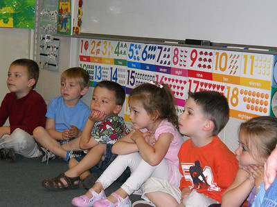 Autumn Preschool 2008