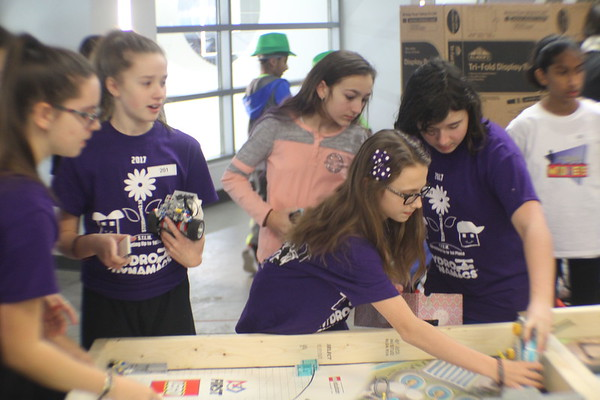Avery STEM  state competition