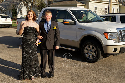 © Brad Mellema Axtell Prom 2011 12